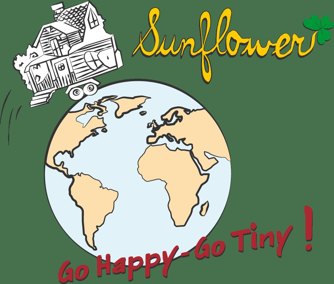 Logo de Sunflower - Constructeur de tiny house