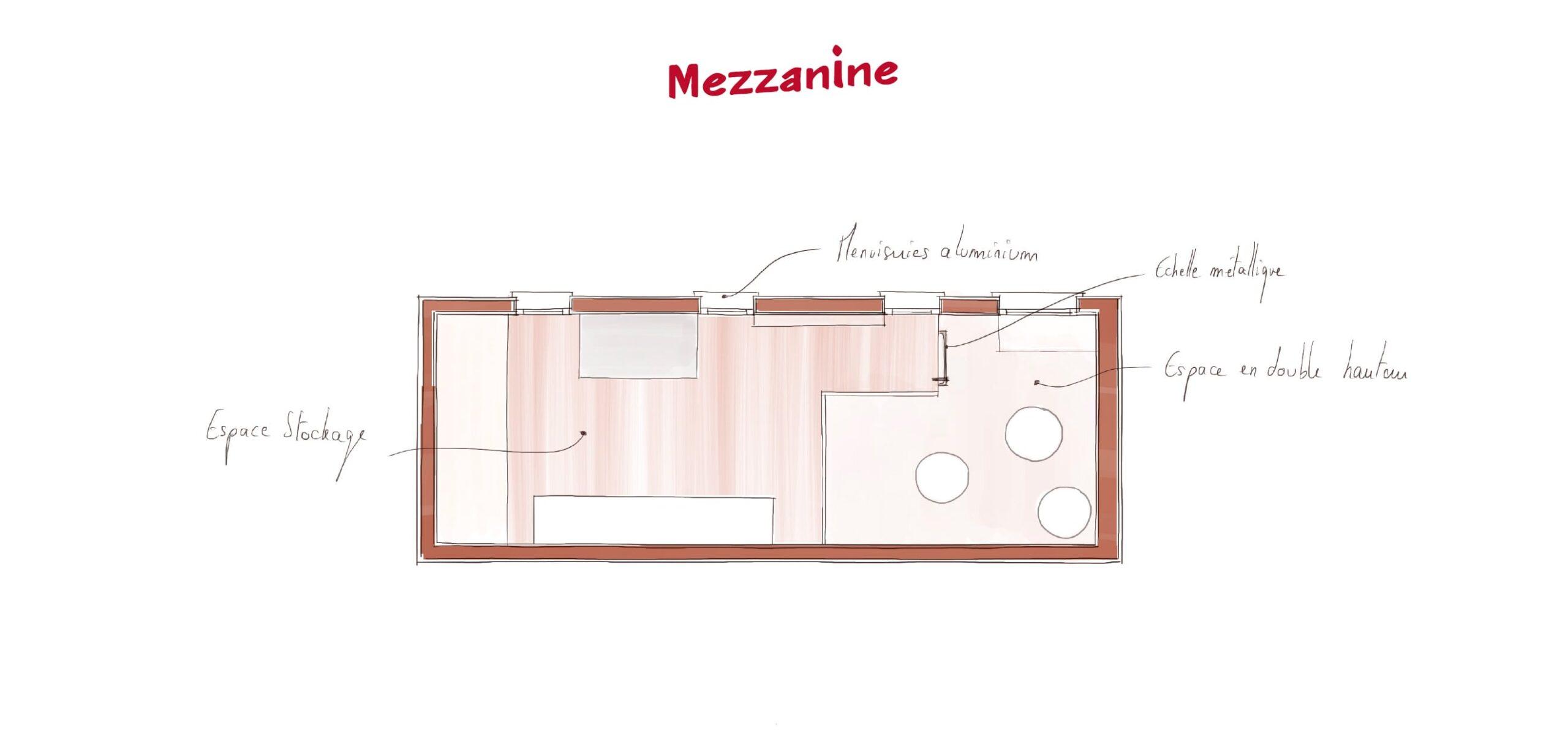 tiny-house-professionnel-food-truck-mezzanine
